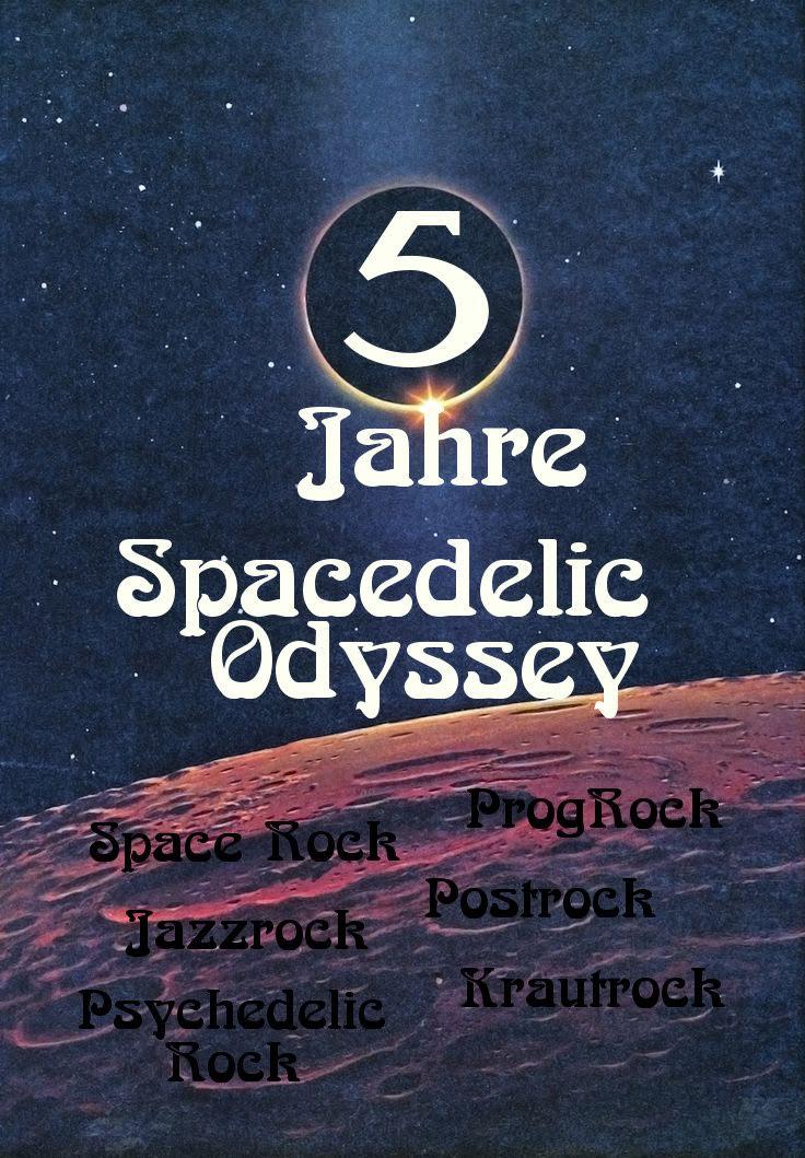 5 Jahre Spacedelic Odyssey